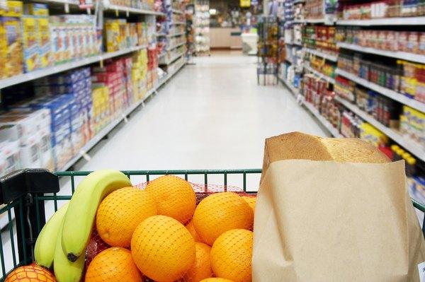 ¿Tienes prisa? Elige estos 20 alimentos que no te pueden faltar.
