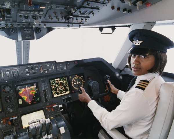 Top-paid pilots can earn over $140,000 annually.