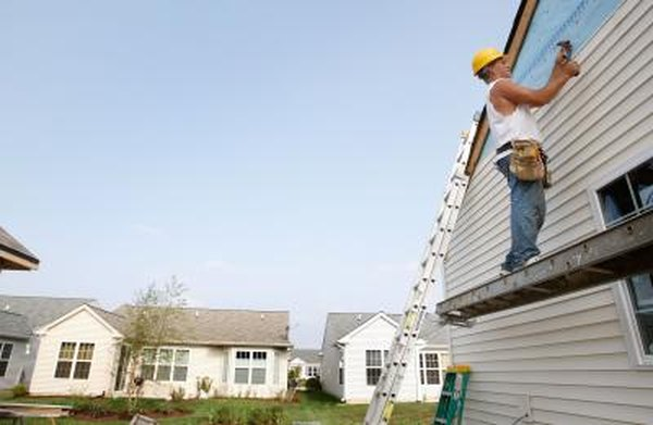 Installing Vinyl Siding Over a Brick House | Home Guides