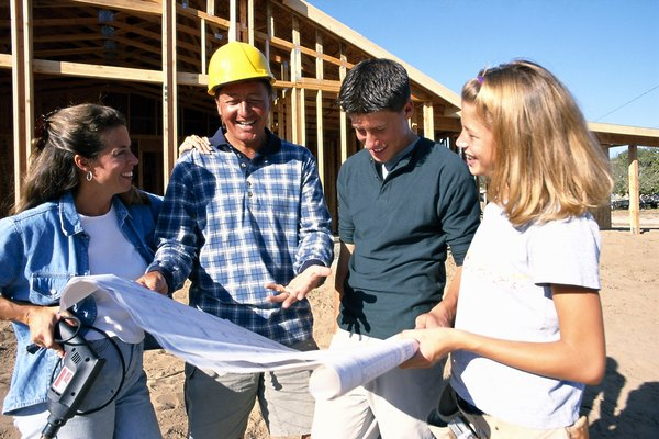 You Mortgage May Include Architectural Fees When You Build A New Home.