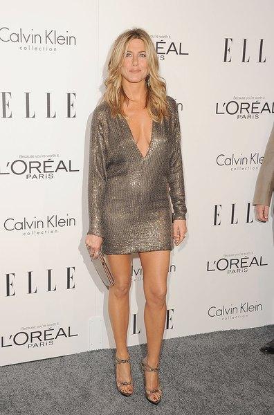 A beleza sempre vigente de Jennifer Aniston