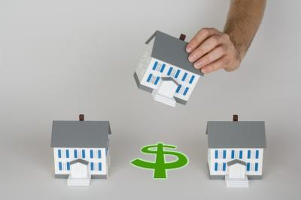 Real estate investments often require third party financing.