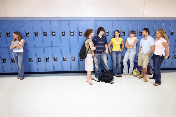 different cliques in high school