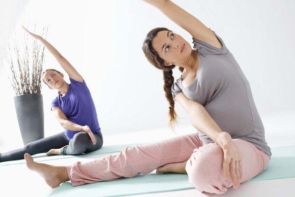 Oblique Stretches - WomanInternal Oblique Stretch