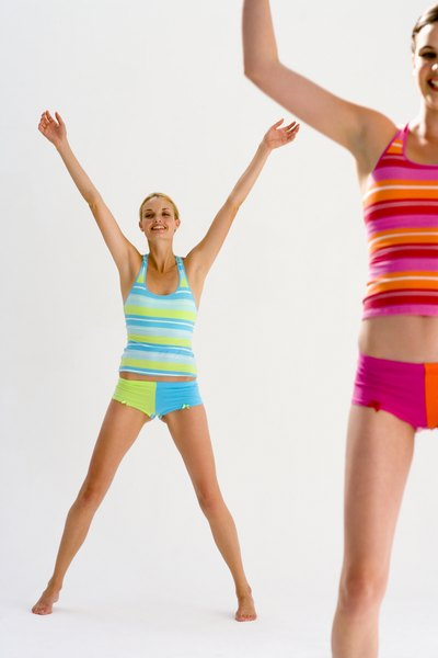 are jumping jacks as effective as running woman Jumping Jack Patterns jumping jacks are a total body cardiovascular workout