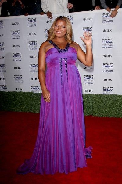 Queen Latifah no People's Choice Awards de 2009