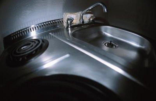 How to Repair Kitchen Sink Drains   Home Guides   SF Gate