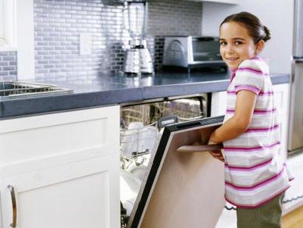 How To Repair Door Counterbalances On Kitchenaid Dishwashers Home