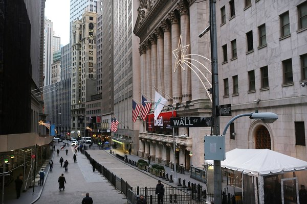 Companies on the New York Stock Exchange appear in the Dow and the S&P 500 but not the Nasdaq composite.