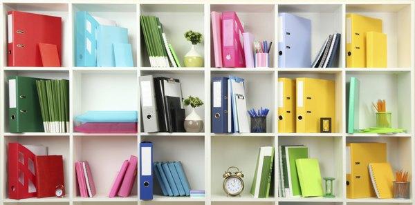Usar listas e fatiar tarefas ajuda a manter-se organizado