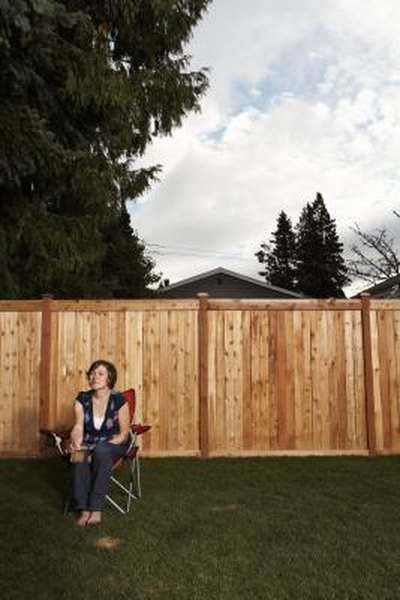 How to Keep Your Redwood Fence Looking Like New | Home