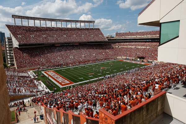 Darrel K. Royal Texas Memorial Stadium