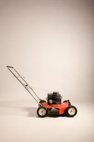My Gasoline Lawnmower Will Not Start When it Is Hot | Home