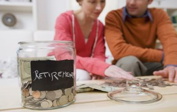 Interest on savings in qualified retirement accounts grows tax-deferred.
