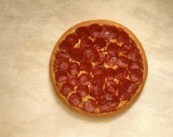 Pepperoni pizza might contain a trace of vitamin K.