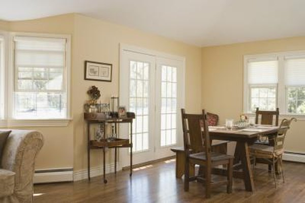How To Choose Paint Color For French Doors