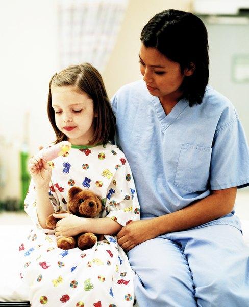pediatrician job descriptions