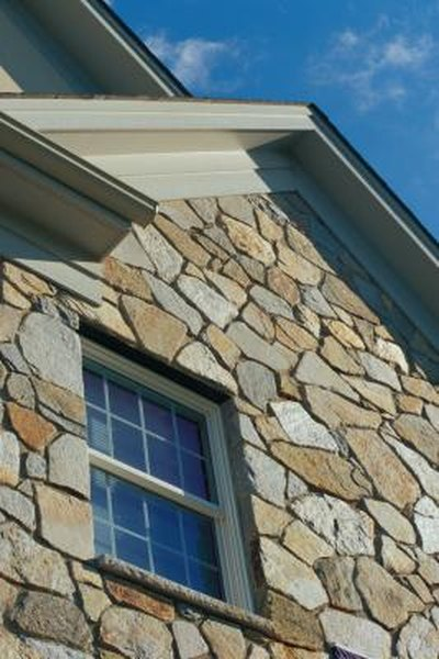 Maintenance and Cleaning of Exterior Stone Veneer | Home