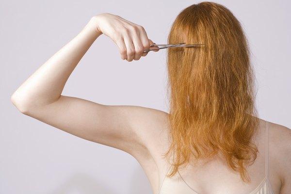 Opte por cortes que realcem o seu cabelo solto