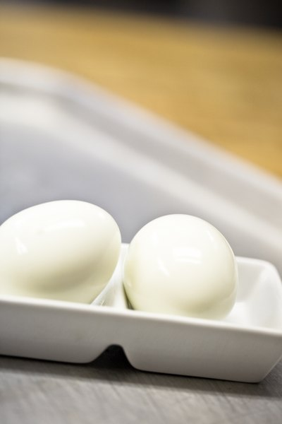 Health Benefits of HardBoiled Eggs  Woman