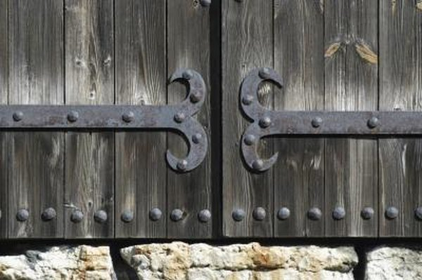 How to Build a Decorative Gate | Home Guides | SF Gate