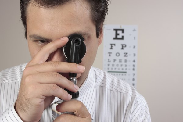 Tests can be conducted which determine your blind spot.