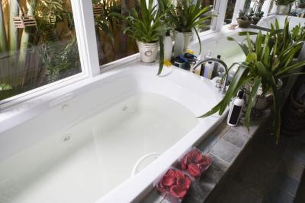 How To Replace Drains In Whirlpool Tubs Home Guides Sf Gate