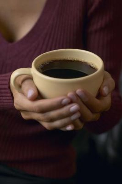 Healthy Benefits of Coffee - Woman