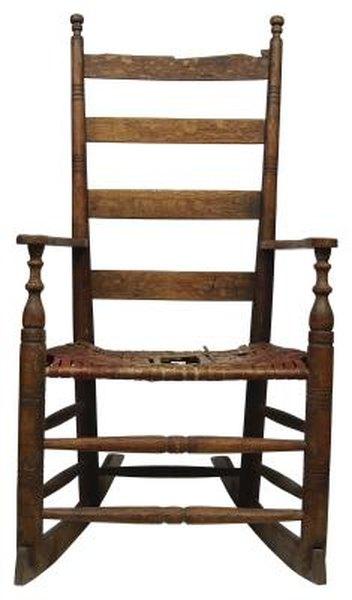 Terrific How To Fix A Broken Rocking Chair Back Home Guides Sf Gate Beatyapartments Chair Design Images Beatyapartmentscom