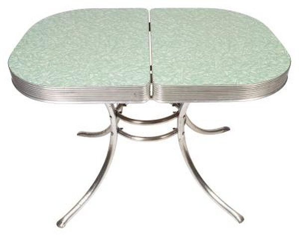 How to clean retro chrome table legs home guides sf gate watchthetrailerfo