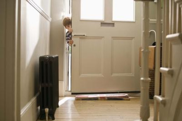 How To Install A Laminate Floor In An Angled Hallway Home Guides