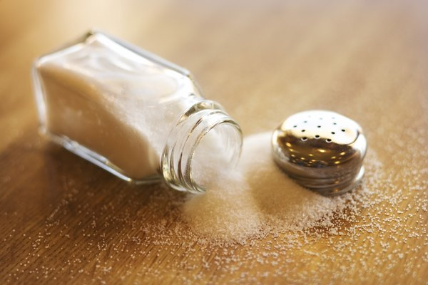 Salt is a major contributor of sodium in the diet.