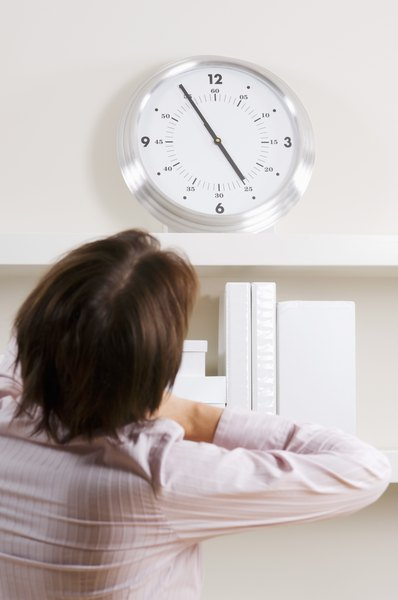 tardiness in the workplace