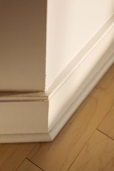 Can I Cut Baseboard Without A Miter Saw Home Guides Sf Gate