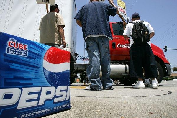 Pepsi ou Coca-Cola?