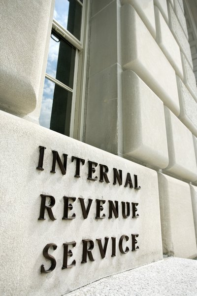 An IRS examination of a tax return may trigger an audit.