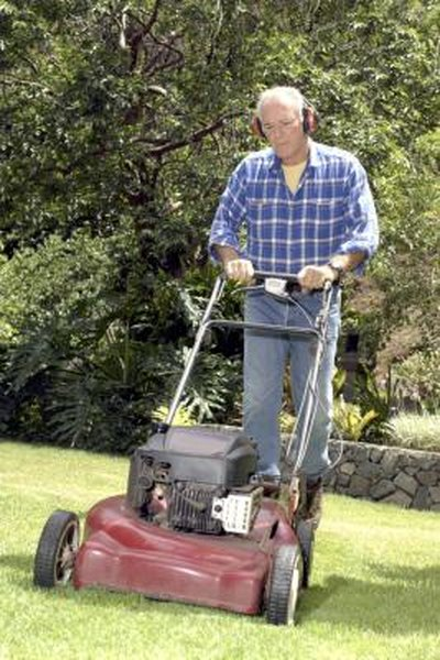 Why Does a Lawnmower Backfire? | Home Guides | SF Gate