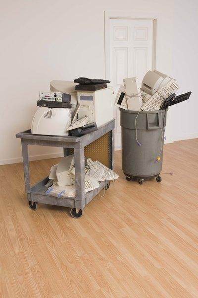 Reduza o lixo eletrônico