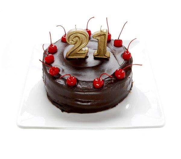 Seu aniversário de 21 anos pode ser inesquecível