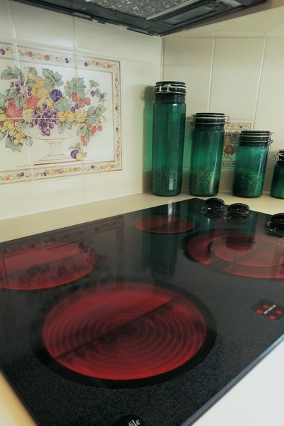 Comparing Cleaning An Enamel Cooktop Vs Glass Cooktop