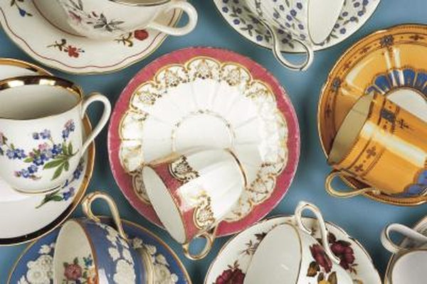 How to Identify Dishware Patterns | Home Guides | SF Gate