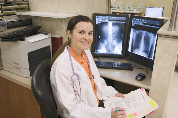 Do MD Radiology Fellows Get Paid? - Woman