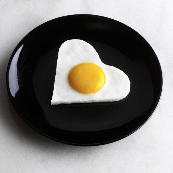 Ovos são fontes riquíssimas de aminoácidos e vitaminas