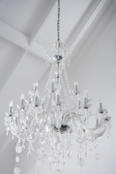 Surprising How To Install A Chandelier Lamp Cord Home Guides Sf Gate Wiring Database Liteviha4X4Andersnl