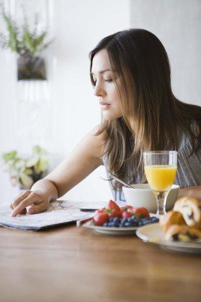 Valorize sempre o café da manhã; é a refeição mais importante do dia!