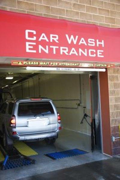Cinco Auto Car Wash
