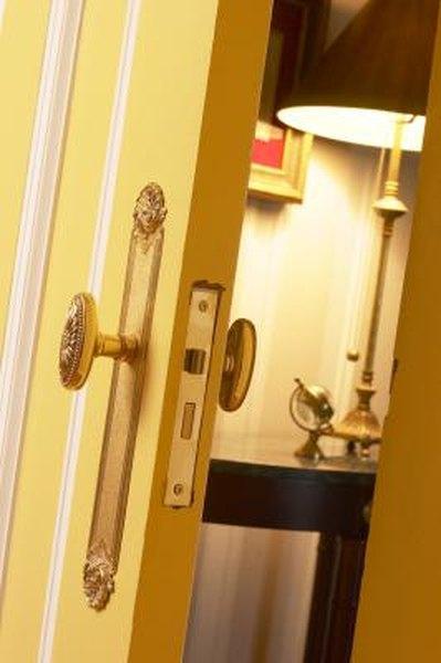 repairing vintage doorknobs home guides sf gate