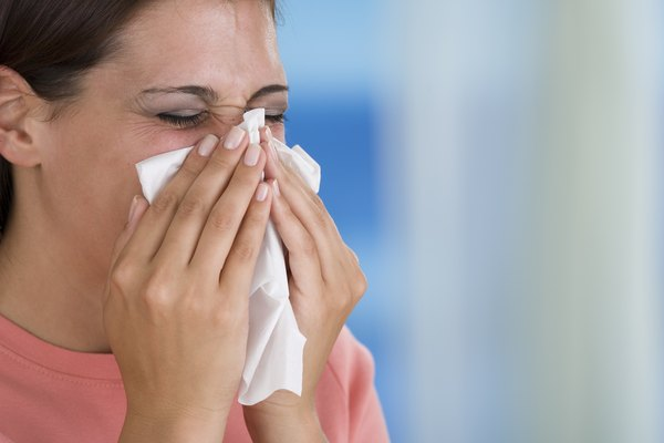 Quem sofre de alergias deve ficar atento aos remédios