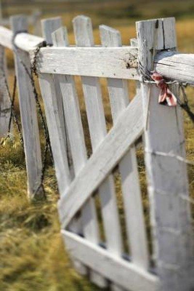 How to Install an Anti-Sag Gate Kit | Home Guides | SF Gate