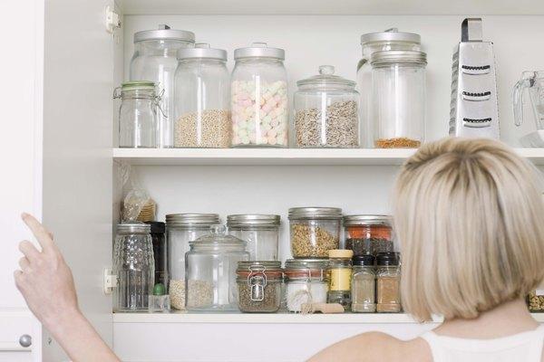 Dez alimentos que você deve ter em sua despensa